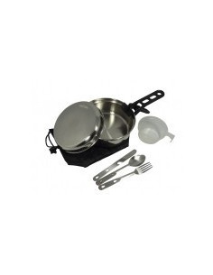 Popote SCOUT INOX 1 PERS