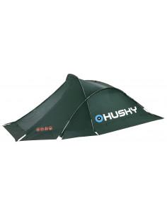 Tente Husky Flame 2 personnes - Tente 4 saisons coloris vert
