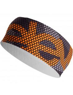Bandeau Sport Eleven BEE Orange