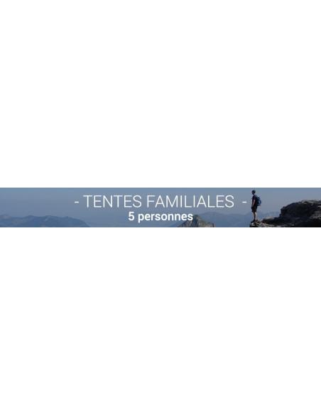 Tente Familiale 5 Personnes