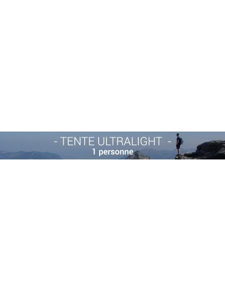 Tente Ultralight 1 Personne
