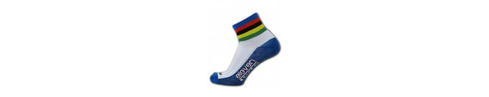 Eleven garantit des Chaussettes Vélo à la hauteur de vos attentes : elles permettront de vous sentir bien dans vos baskets, et donc d'améliorer votre performance. Le confort est primordial pour profiter agréablement du moment, lors des activités physiques