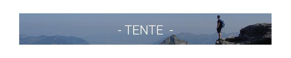 """Tente - Découvrez toute notre gamme """"tente"""", en vente en ligne"""